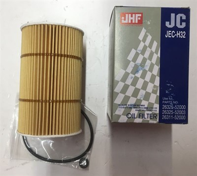 Фильтр масляный Hyundai HD65/HD78/HD120 (D4GA/D6GA) EURO-4   26325-52000 - фото 4592