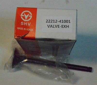 Впускные клапана D4AL 22212-41001 2221241001 - фото 4787