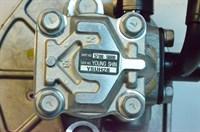 Насос гидроусилителя руля HD45 HD65 HD72 HD78 двигатель D4GA